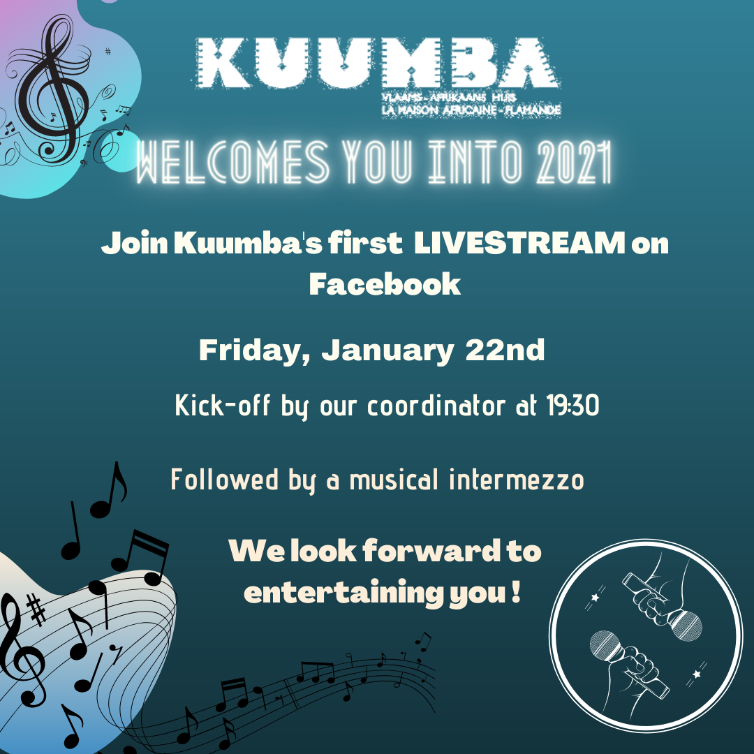 Kuumba's New Year's event