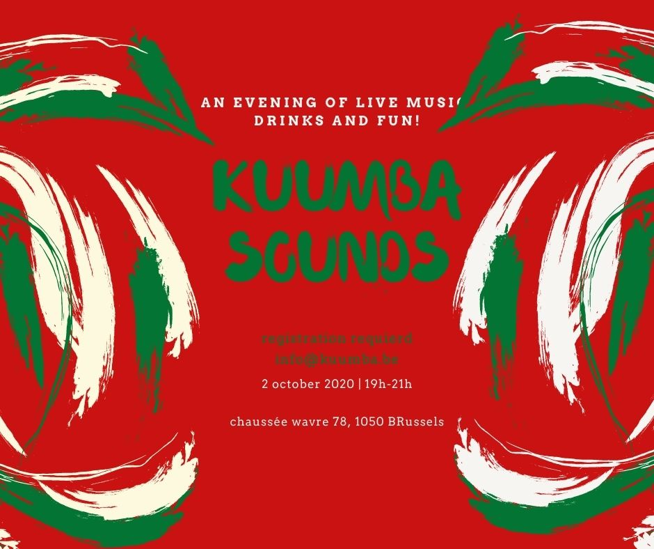 Kuumba sounds FULL